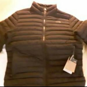 Northface puffy coat